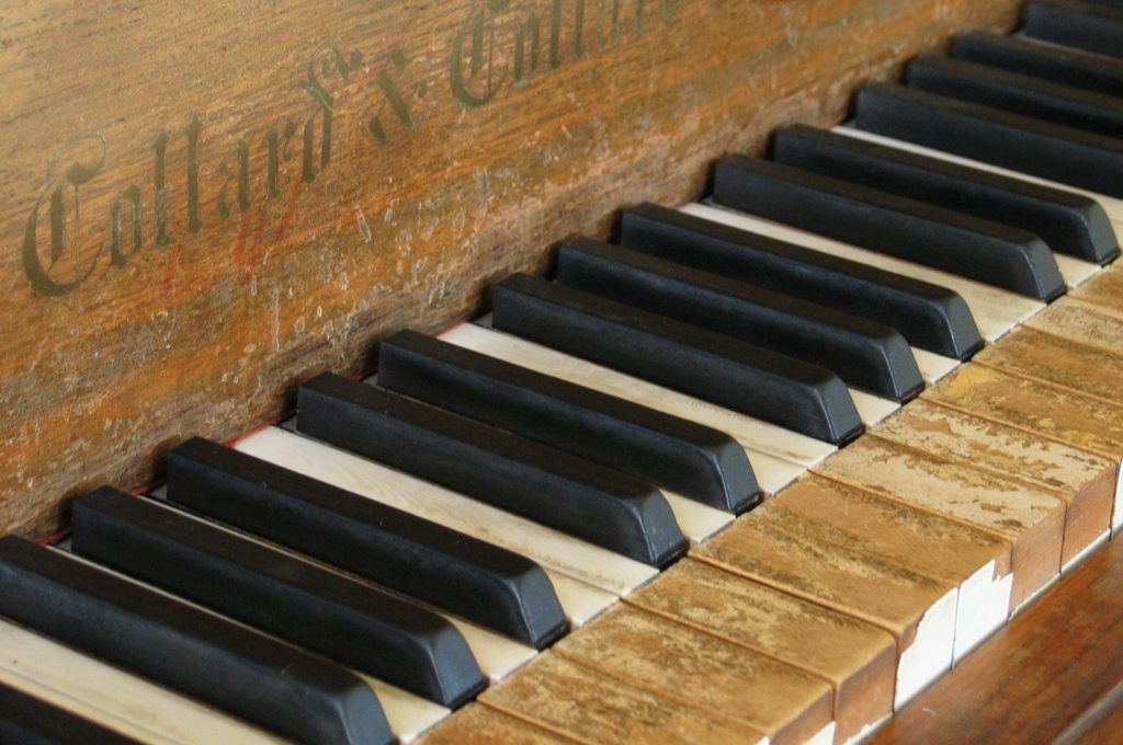 you are never too old to learn piano!