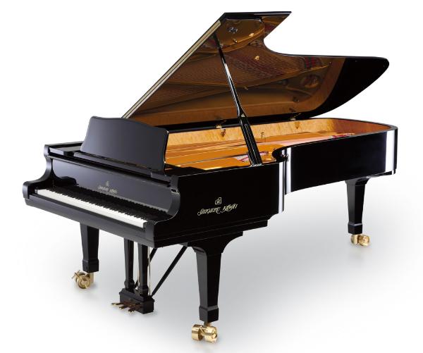 Kawai SK-EX 9 foot concert grand piano