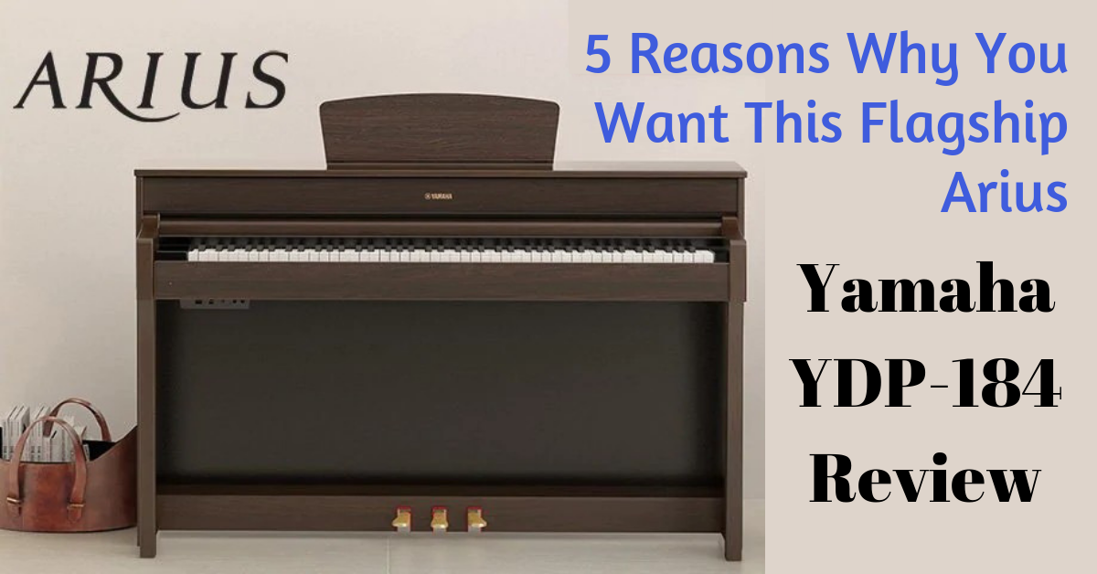 yamaha ydp 184 review 5 reasons why you want this flagship arius. Black Bedroom Furniture Sets. Home Design Ideas
