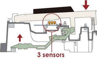 Casio PX-160 key action