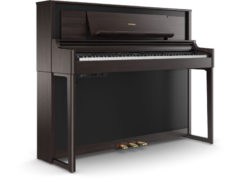 new product line roland introduces lx700 series digital piano. Black Bedroom Furniture Sets. Home Design Ideas