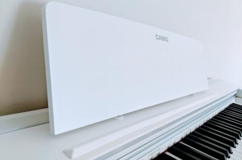 Detachable music rest on Casio PX-870