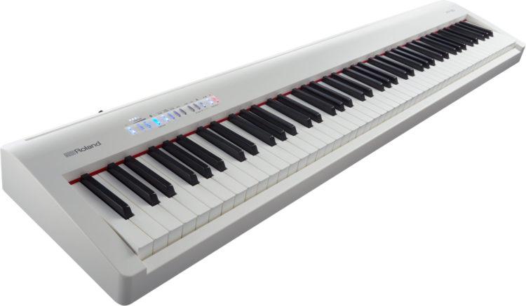 roland fp 30 review good value digital piano. Black Bedroom Furniture Sets. Home Design Ideas