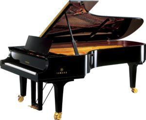 Yamaha Pure CF sound engine samples its CFIIIS concert grand