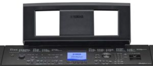 The music rest of Yamaha DGX-660