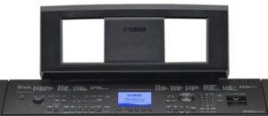 The music rest of Yamaha DGX-660