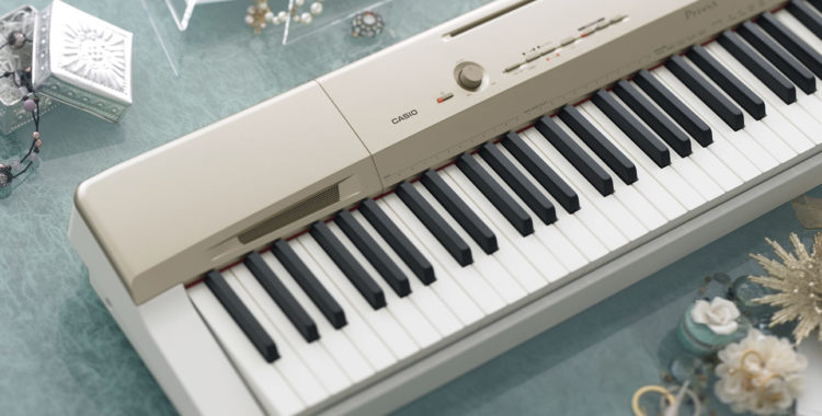 casio privia px 160 review best bang for the buck digital piano. Black Bedroom Furniture Sets. Home Design Ideas
