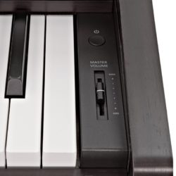 Right side control panel of the Kawai KDP 120