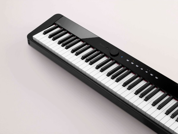 The sleek look of the Casio PX S1000