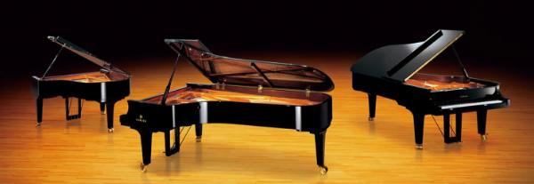 Yamaha Grand Concert Pianos