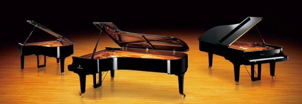 Yamaha Grand Concert Pianos