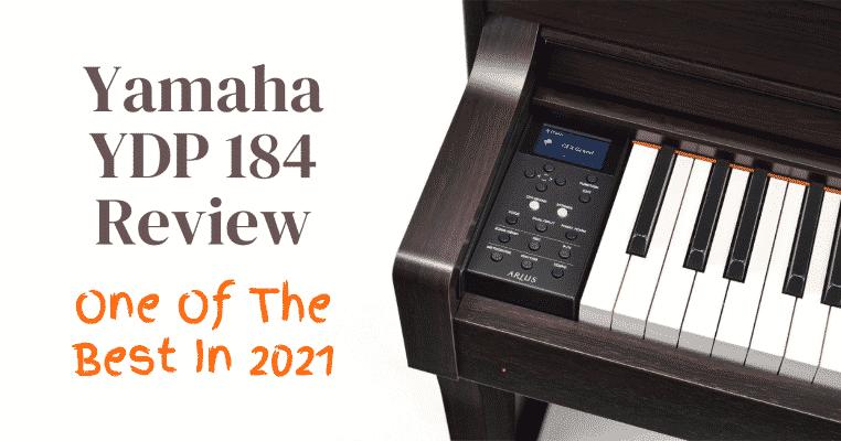 yamaha ydp 184 review