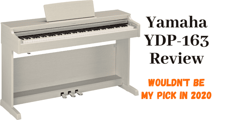 Yamaha YDP-163 Review