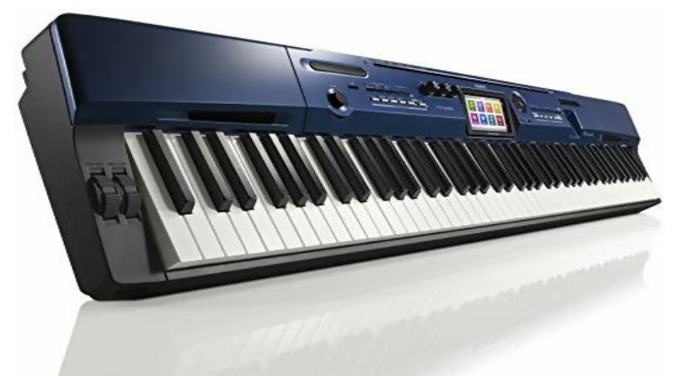 The look of the Casio PX-560