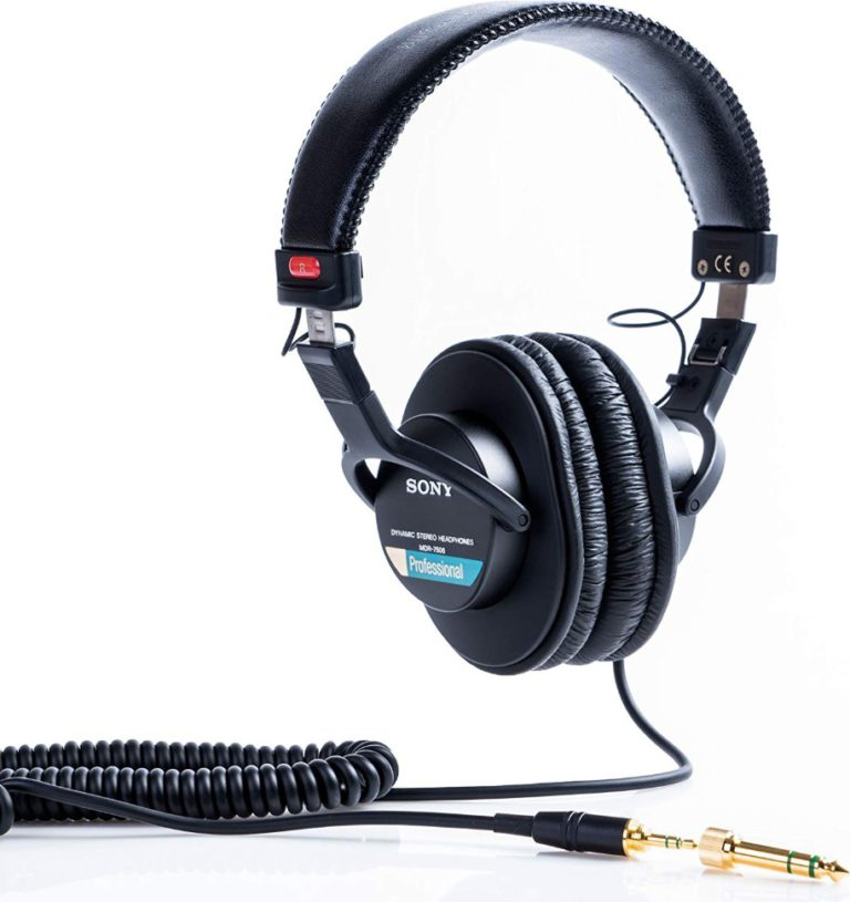 Sony MDR7506: Most Trusted Headphone for Digital Piano