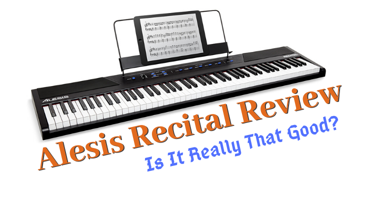 Alesis Recital Review