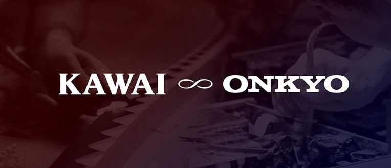 Kawai's new CA49 & CA59 are equipped with Onkyo's hardware.