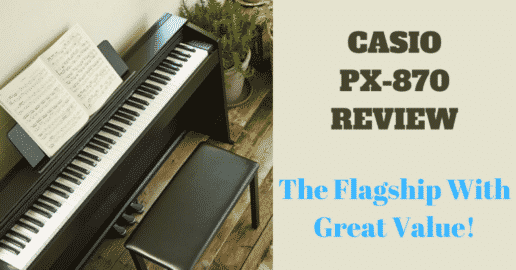 Casio PX870 Review