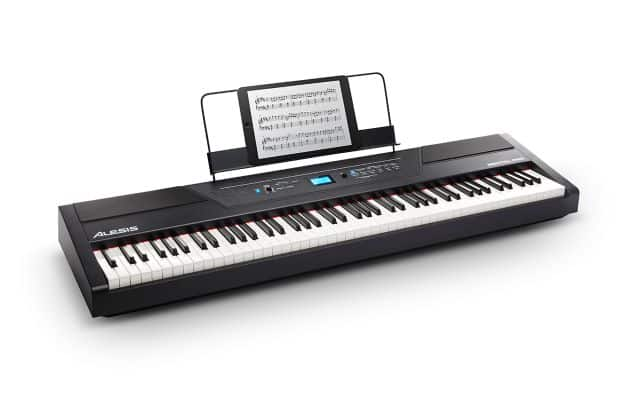 The look of the Alesis Recital Pro