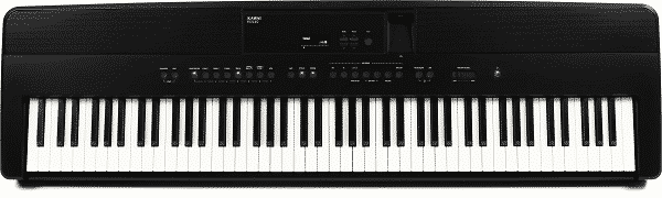 Kawai ES520 Review - key action