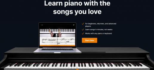 Apps with the best free piano lessons