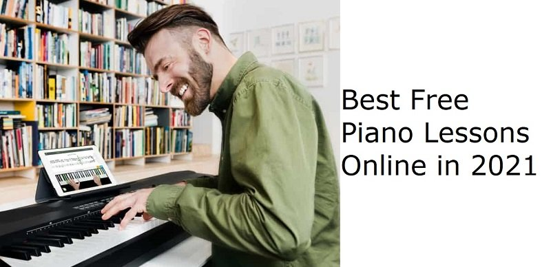 Best Free Piano Lessons Online in 2021