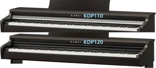 Kawai KDP110 vs KDP120 - the look